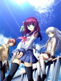 Angel Beats!四格